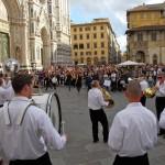 flash mob piazza del duomo firenze